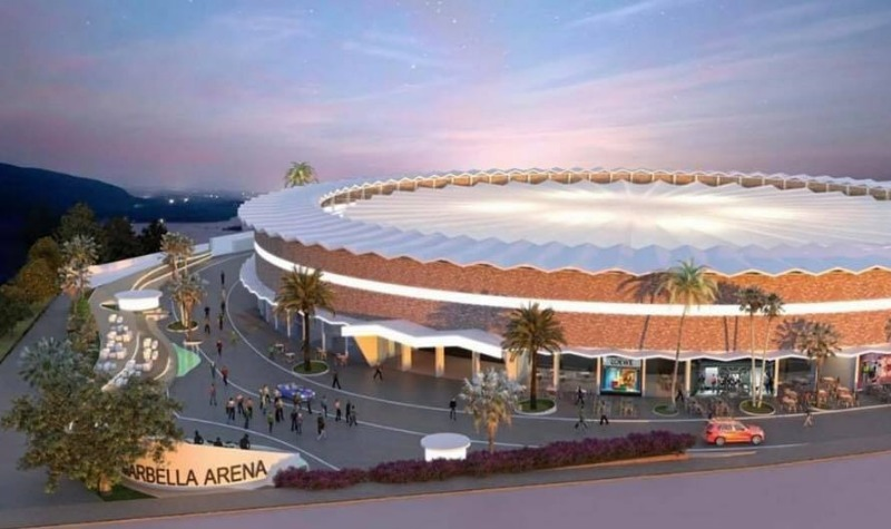 Puerto Banus Bullring set to Reopen as new Marbella Arena